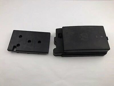 02-09 trailblazer fuse box lid cover set engine compartment envoy oem