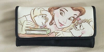 DISNEY Beauty and the Beast Belle wallet