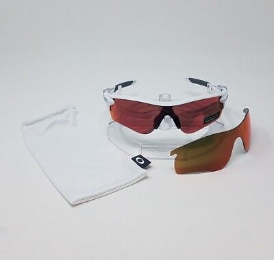 826e74a6c511 ... best oakley radarlock path sunglasses polished white w prizm baseball  lens oo9181 33 1d84b 324a5