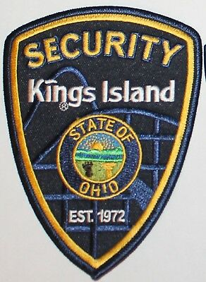 KINGS ISLAND Security Ohio OH Patch