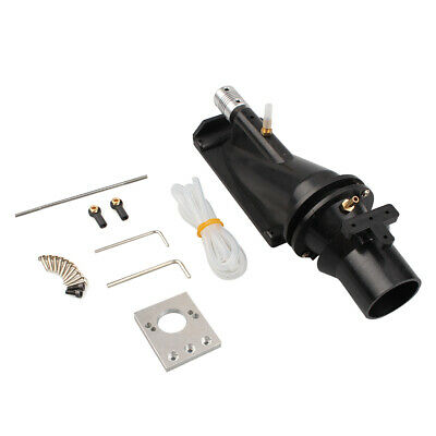 40mm Water Thruster Turbo Speed Motor Pump Injector Sprayer Set for RC Jet Boats