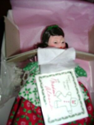 Madame Alexander 'Lil Christmas Cookie #341 New in Box