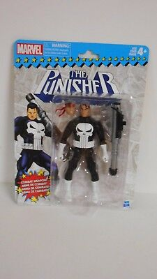 Marvel Legends Super Heroes Vintage 6-Inch THE PUNISHER Action Figure