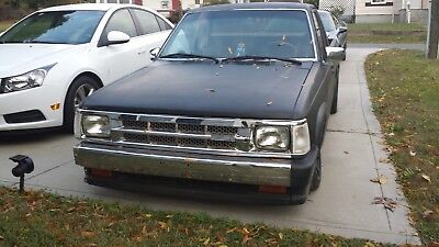 1993 Mazda B-Series Pickups SE 1993 Mazda B2200 Mini Truck Air Ride Bag Project MAKE OFFER MOVING SPECIAL