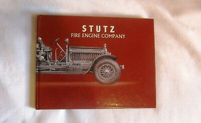 History of the Stutz Fire Engine Company by Rodger J. Birchfield - Signed!  RARE
