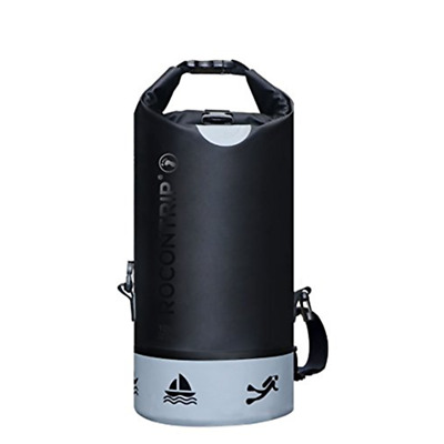 ada589a87dd0 10L Sports Waterproof Dry Bag Backpack Pouch Floating Boating Kayaking  Camping