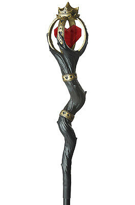 Brand New Queen of Hearts Staff Costume Accessory
