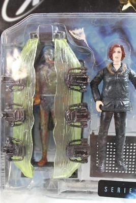 Collectible Agent Scully The X-Files Action Figure Series 1