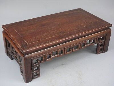 Chinese Exquisite Handmade Wooden Tea table