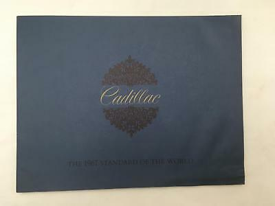 """Vintage Brochure of 1967 CADILLAC 14 Pages 11.25"""" x 8.5"""" Color Illustrations"""