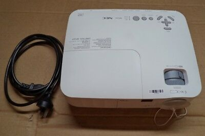 NEC NP215 Projector (103 of 3500 Lamp Hours used)