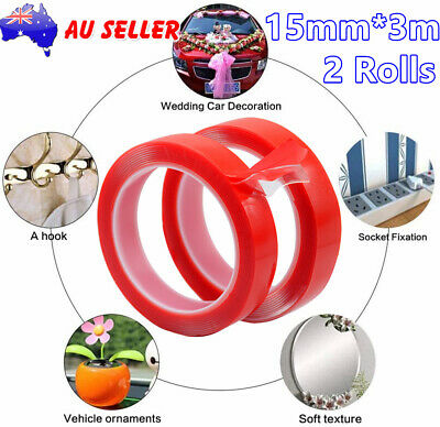 3M Double Side Self Adhesive Tape Roll Sticky Glue For Cell Phone Screen Repair