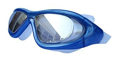 Qishi's Super Big Frame No Press Eye Swimming Goggles for Adult Water Sports