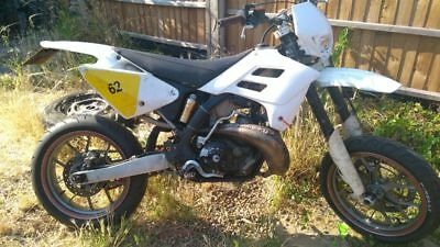GasGas EC300 SUPERMOTO 2002 road legal enduro