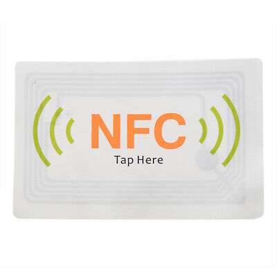 New 1 pcs NFC Tag for DIY Google Cardboard vr Virtual Reality 3D Glasses N9W7