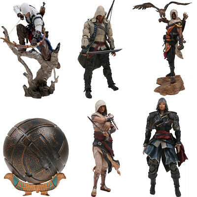 Game Assassin's Creed PVC Action Figure Statue Collection Toys Gifts With Box IT