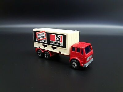 47  more here weitere hier Matchbox Lesney Tipper Container Truck no Spielzeugautos