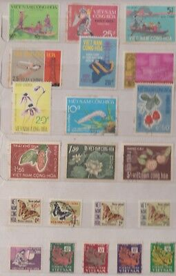 VIETNAM Early Collection MNH/M/FU Good Lot (j)