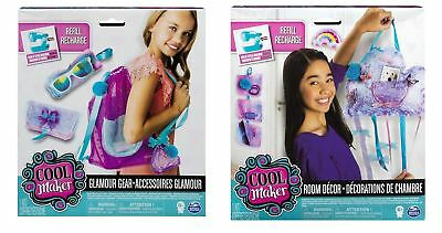 Sew Cool Makers Project kit Refill Recharge Glamour Gear, Room Decor Set