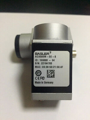1Pc Used Basler Aca500M-Ge-S