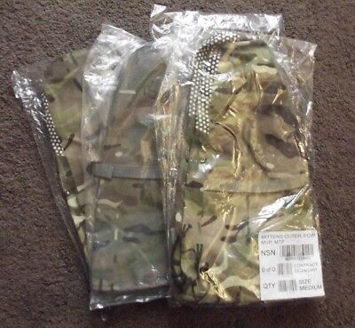 British Army Issued Gortex Outer Gloves (Covers)  X 4 - New