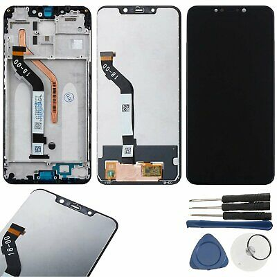 """For Xiaomi Pocophone F1 6.18"""" Touch Screen Digitizer LCD Display Kit Repair Part"""