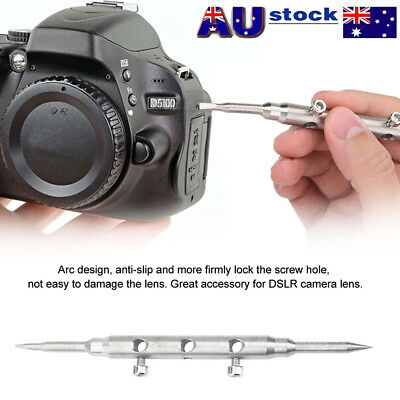 PRO Spanner Wrench Tool Open Repair Replacement 10-110mm For DSLR Camera Lens AU
