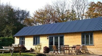 InstaHaus IH90 - Log Cabin, Mobile Home, Lodge, Luxury Timber Frame Building