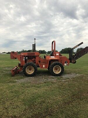 Ditch Witch 7610 Trencher