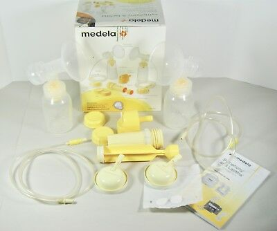 Medela Symphony & Lactina Double Pumping System Complete!