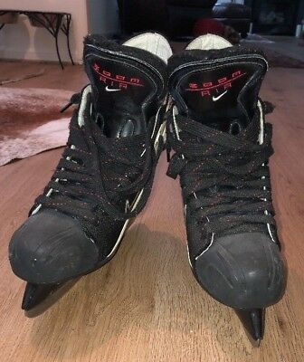 Nike Zoom Air Hockey Skates Made In Canada Adult Size 9 U.S. / 42.5 Euro, Men's