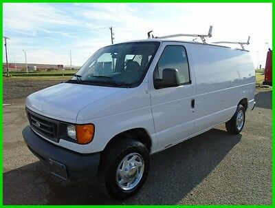 2007 Ford E150 Cargo Van Used