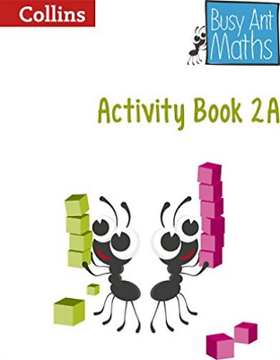 Busy Ant Maths Ab 2A (UK IMPORT) BOOK NEW