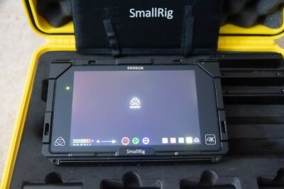 Atomos Shogun 4K HDMI/SDI Recorder/HD Monitor, excellent condition