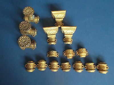 Collection Guilded Bronze Decorative Covers ?French/Continental