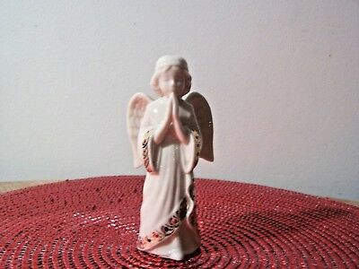 Lenox China Jewels Nativity Angel **adoring Angel**made In Usa**