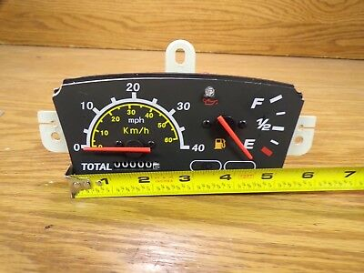 "NEW Moped Scooter Gauge Cluster 6"" x 3""    *FREE SHIPPING*"