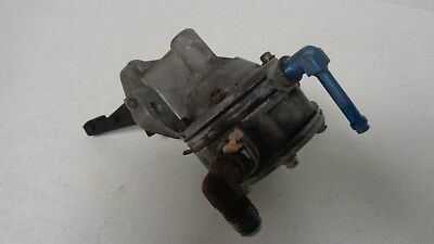 Lycoming O320  Fuel Pump Mechanical Good Condition Working Fine As Removed
