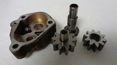 Lycoming O320  Oil Pump Complete with Correct Gears
