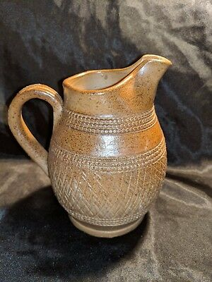 VINTAGE Art Studio Pottery Vase Mark Unknown