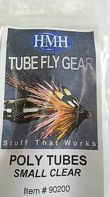 Hmh      Poly Tubes Small  # 90200  Fly Tying Tubes