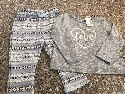 The Children's Place Lot 2 Top Pants Size 12-18 Months NWT Free Shipping