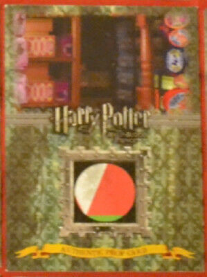 P7 Prop Tradingt Card Just Like That Box 012/395 Harry Potter Half-Blood Prince