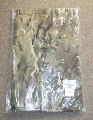 British Army Issued Gortex Bivvy Bag / Sleeping Bag Cover In Mtp Camo - New