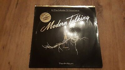 LP Modern Talking - In The Middle of Nowhere