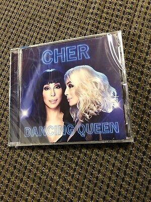 Cher Dancing Queen 2018 Brand New Sealed CD