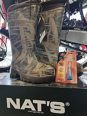 Nat's Eva All Terrain Climate Grassghost Boots | Atv | Snow | Mud | Blowout!