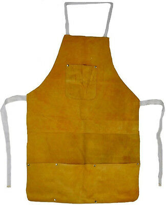 CHICAGO ELECTRIC 45193 - Split Leather Welding Apron clothing protection [J1-4]