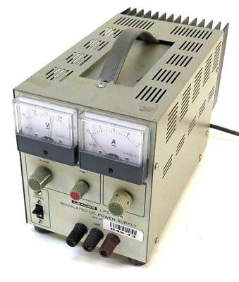 Leader LPS-163A Regulated DC Power Supply 32V 3A
