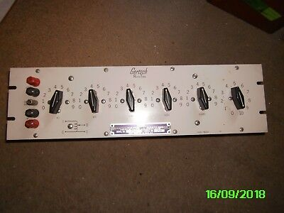 Gertsch 6 decade ratio transformer ac voltage divider - very high accuracy